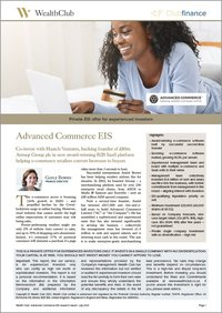 Advanced Commerce EIS –research report – border