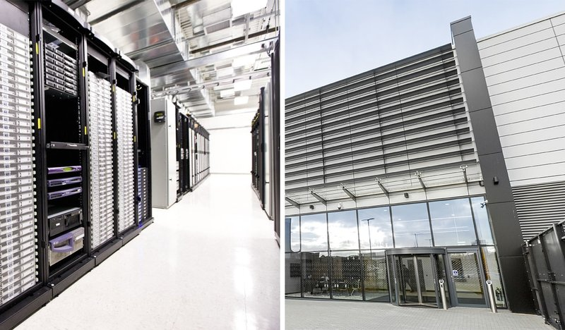 Birmingham data centre