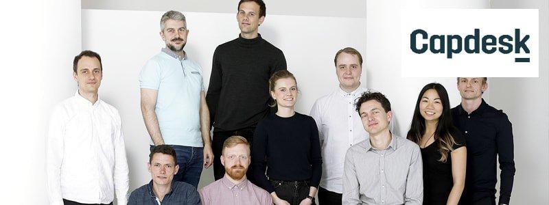 Capdesk –Fuel Ventures EIS