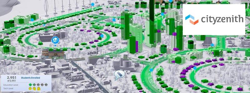Cityzenith – Symvan Technology EIS