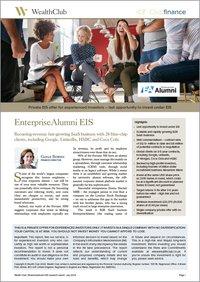 EnterpriseAlumni EIS – research report - border