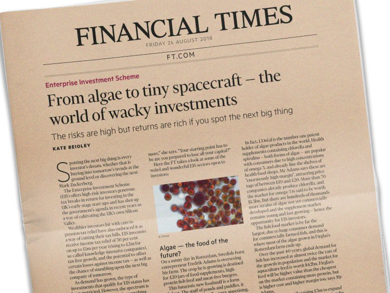 FT EIS article