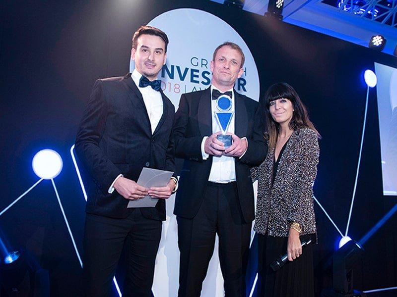 Best Investment Platform – 2018 Growth Investor Awards