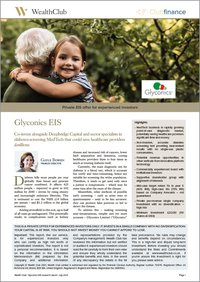 Glyconics EIS –research report – border