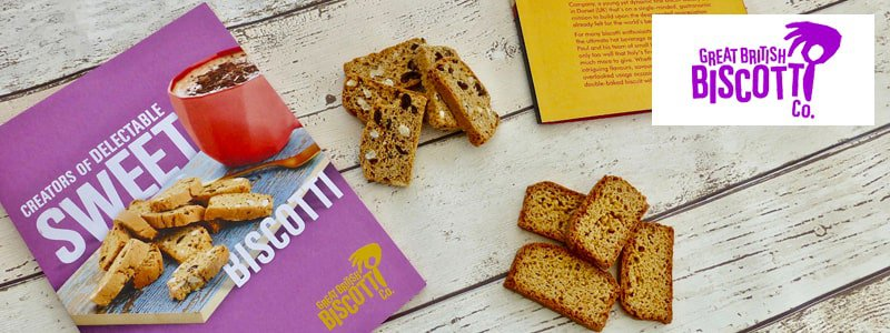 Great British Biscotti Co. – Vala EIS Portfolio
