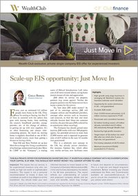 Just Move In EIS research report border