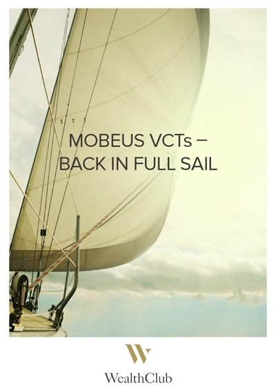 Mobeus VCTs research report cover
