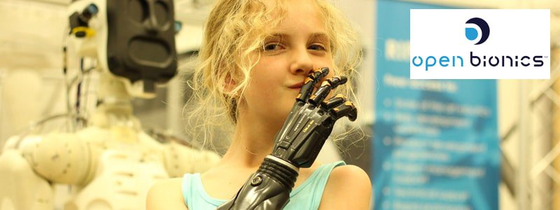 Open Bionics – Foresight Williams EIS