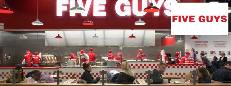 Pembroke VCT – Five Guys