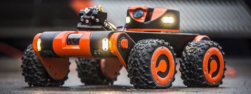 Q-Bot EIS robot