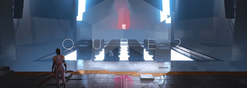 Goldfinch SEIS portfolio company creating video game Q.U.B.E 2