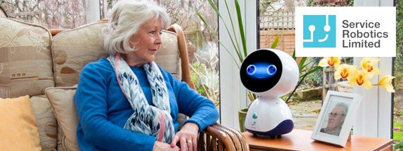 Service Robotics Limited – British Robotics funds