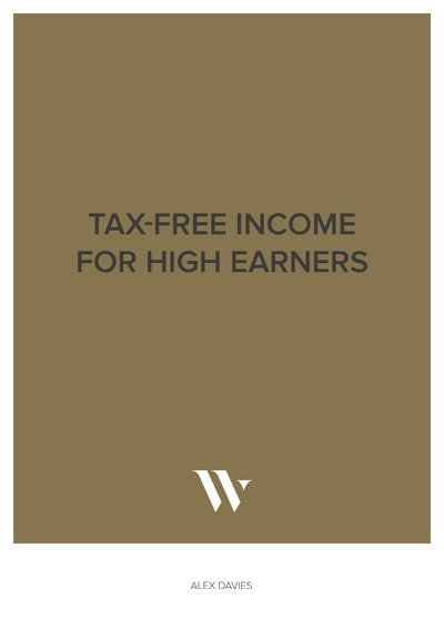 Tax-free income for high earners