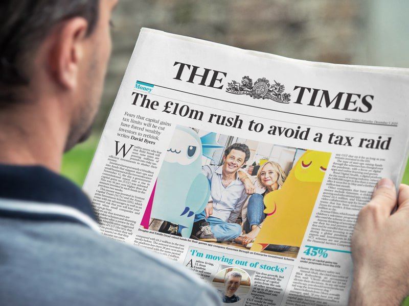 The Times – rush to avoid tax raid