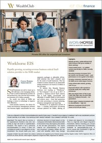 Workhorse EIS –research report May 2021-border