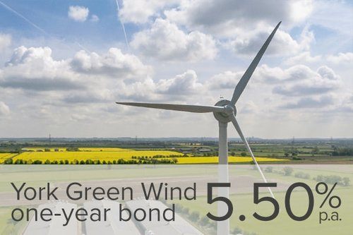Wealth Club - York Green Wind one-year bond