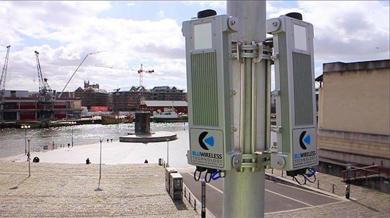 Blu Wireless Technology Lightning module
