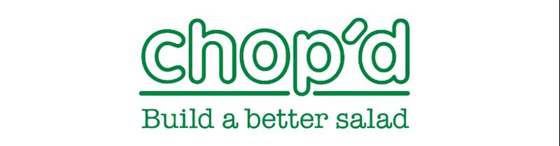 Chop'd logo