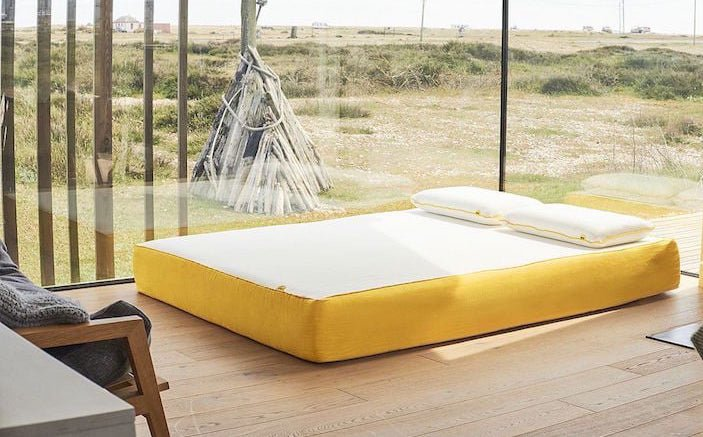 Eve Sleep's main product, the Eve mattress