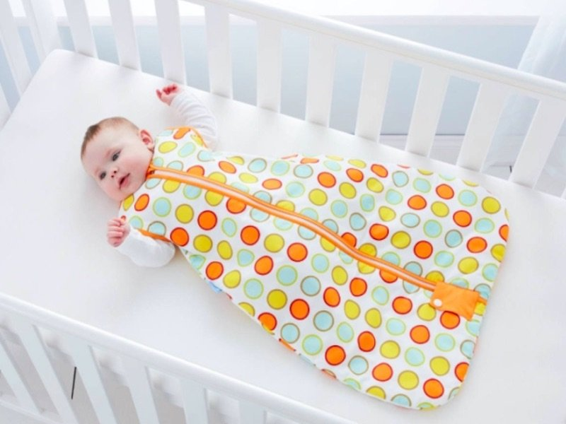 Grobag – a baby sleeping bag made by The Gro Company