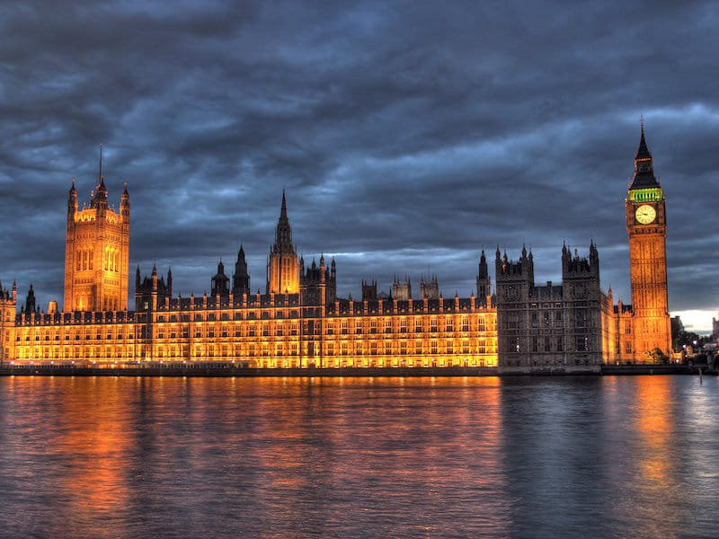 Houses of Parliament (CC2.0 mauricedb on Flickr)