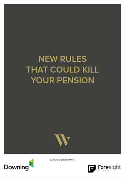 Wealth Club - Two new pension rules that could kill your pension