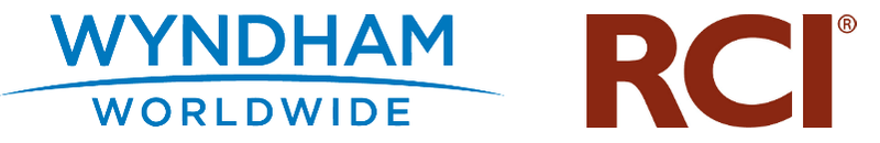 Wyndham Worldwide and RCI logos